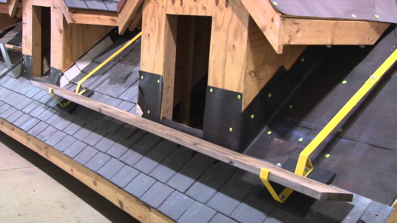 How To Install A Roof >> How To Install Roof Jacks