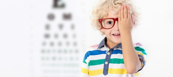 pediatric eye care optometrist